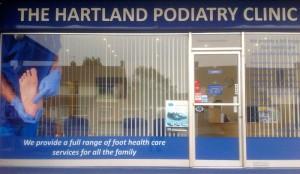 Podiatry in Oxfordshire