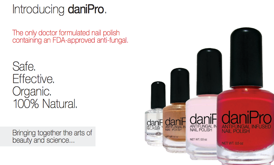 Anti-Fungal Nail Polish