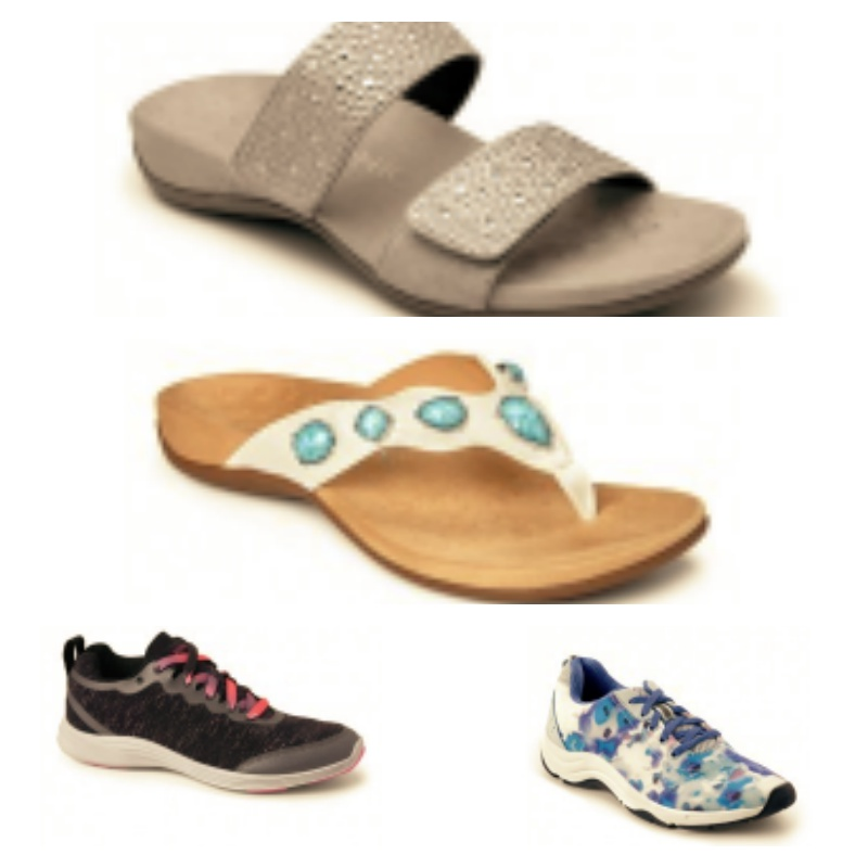 Vionic Footwear Spring/Summer Collection